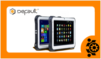 Tablet Industrial Default D 1001